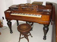 Antique Pianos