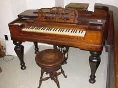 Antique Pianos
