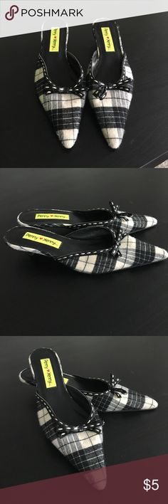 Penny loves Kennedy shoes 6 Good condition Shoes