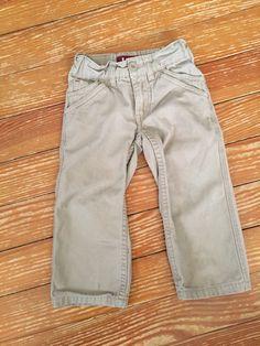 Levi's 2T khakis