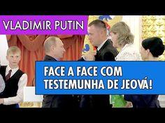 """E AGORA?! PUTIN fica """"face a face"""" com Família Testemunha de Jeová! - YouTube"""