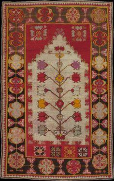 Turkish Kirsehir rug, 1930
