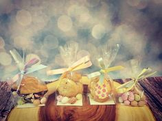 Easter goodie bags have arrived! #biscuits #easter #chocolate #minieggs #seasonal #familycakes