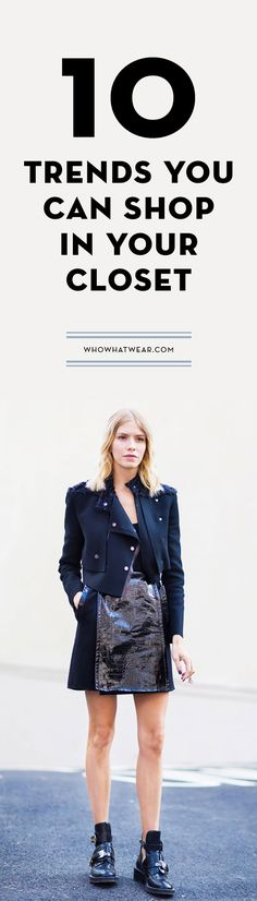 Shop complete, trending looks in your closet for the new season 2015 Fashion Trends, Fashion 101, Teen Fashion, Fashion Beauty, Autumn Fashion, Edgy Chic, Fall Trends, All About Fashion, Street Style Women
