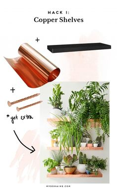 Difficulty: Medium The Hack: Adorning your walls with a floating shelf and some carefully styled products is an easy way to add character to a space, but basic paperboard shelves can leave you...