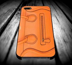 Celine Luggage Orange for iPhone 4/4s/5/5s/5c/6/6 Plus Case, Samsung Galaxy S3/S4/S5/Note 3/4 Case, iPod 4/5 Case, HtC One M7 M8 and Nexus Case **