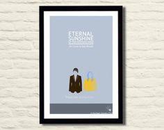 poster eternal sunshine of the spotless mind - Recherche Google