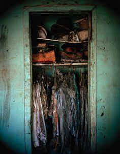 Forgotten closet