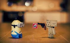 by Matt Cooper Danbo, Plastic Models, Peeps, Photography, Amor, Photograph, Photography Business, Photoshoot, Fotografie