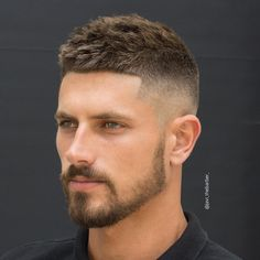 Top 27 Fade Haircuts For 2020 High Skin Fade Haircut Popular Pin On Men S Hair Styles Top 33 Fade Haircuts For Men 2020 Update 25 Very Short Hairstyles For Men Popular Short Haircuts, Cool Haircuts, White Boy Haircuts, High Skin Fade Haircut, Corte Fade, Fade Haircut Styles, Men's Beard Styles, Hairstyles Haircuts, Medium Hairstyles