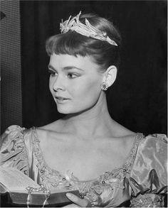 Judy Dench 1957