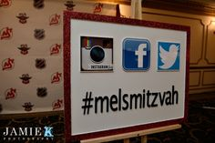 Create a hashtag for your event ...Party Favorites - Event Planning Resource - BAR MITZVAHS WEDDINGS BAT MITZVAHS SHOWERS SWEET 16s