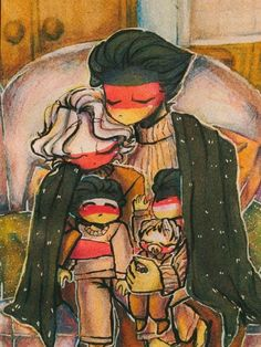Germany For Kids, Anime Poses Reference, Mundo Comic, Human Kindness, Holy Roman Empire, History Memes, Country Art, Human Art, Beautiful Family