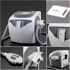 dual IPL machine customer managment printing