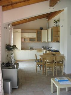 Lake Como privately owned.  John & I cooked in this kitchen during our visit for a wedding.