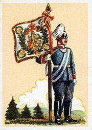 1st Badian Life Dragoon Regiment No. 20
