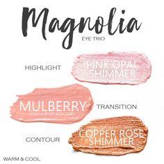 Magnolia eye trio