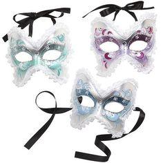 Italian Butterfly Masks from Pier 1