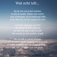 Bezoek de post voor meer. Lessons Learned In Life, Life Lessons, Dutch Quotes, One Liner, Thing 1, Some Quotes, Verse, How I Feel, Yoga