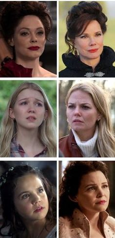 The Women of OUAT
