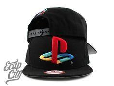 b30db5712e9 Playstation 9Fifty Snapback Cap by NEW ERA