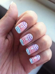 What would you like to paint for your new nail art? Do you want to try something…