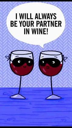 Partner in wine                                                                                                                                                      More