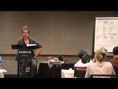 Caroline Myss - Essential Guide for Healers Oct 2014 (Part 03) Whistler, CA 2014 - YouTube