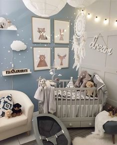 """1,202 Likes, 19 Comments - NurseryDecor Baby Style (@posh_baby_) on Instagram: """"Thanks for sharing your nursery with us @ntiezzz  tag us to have your nursery shared!"""""""