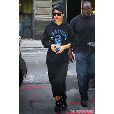 """Sunglasses from Le Specs """"Bowie"""" - 2014 summer collection. Be a cool cat like Rihanna in these frames!"""