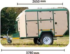 89 Best 3 Trailer  campers  caravans and camping images in 2014   Caravans  Camper  Campers