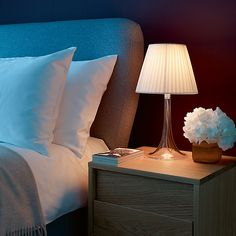 Buy Flos Miss K Table Lamp, Fabric Online at johnlewis.com