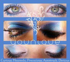 Precocious but Heavenly Click the pin to order your own!! #eyemakeup #makeup #beautifuleyemakeup