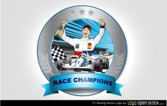 F1 Racing Vector - Vector download