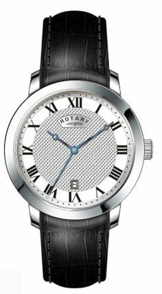 Rotary Men's Analogue Watch GS42825/01 with Silver Roman Dial and Black Leather Strap has been published to http://www.discounted-quality-watches.com/2012/03/rotary-mens-analogue-watch-gs4282501-with-silver-roman-dial-and-black-leather-strap/