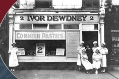 Renowned Cornish pasty maker, based in Plymouth. Devon Life, Devon Uk, Devon And Cornwall, Cornwall England, England Uk, Plymouth England, Cornish Pasties, Trafalgar Square, Exeter