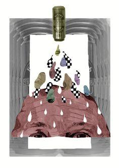 Tijdschrift Ei / Haro Kraak by The Garlic Myth, via Behance