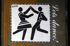 Pictographic Dancing