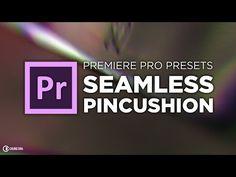 Seamless Pincushion Transition Preset // Adobe Premiere Pro CC Tutorial // Chung Dha - YouTube