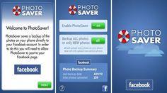Photo Saver, copias de seguridad de las fotos de tu Android en Facebook