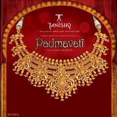 48 Best The Padmavati Collection by Tanishq images in 2017 | Jewelry