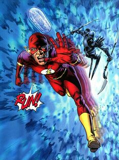 The Flash in Final Crisis
