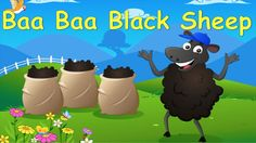 Baa Baa Black Sheep Nursery Rhyme for kids and toddles - Songs for kids