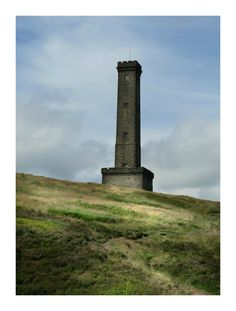 Peel Tower, Ramsbottom. Photograph by Moira Clark