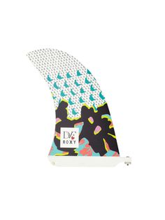 #DVFlovesROXY limited-edition Surf Fin