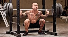 Men's Fitness - Misc - Exercise Face-Off: Front Squat vs. Back Squat Muscle Fitness, Mens Fitness, Health Fitness, Training Programs, Workout Programs, Lifting Programs, Superman Workout, Cardio, Hiit