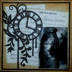 TIME IN A BOTTLE