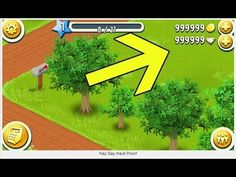 hay day android Gold e Diamante infinito 'tutorial' - YouTube