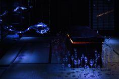 未生命の遊槽 Aquarium of life and death   Mika Aoki 青木 美歌