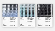 Beazley Designs of the Year by Accept & Proceed. #design #posters